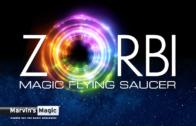 Zorbi Magic Flying Saucer