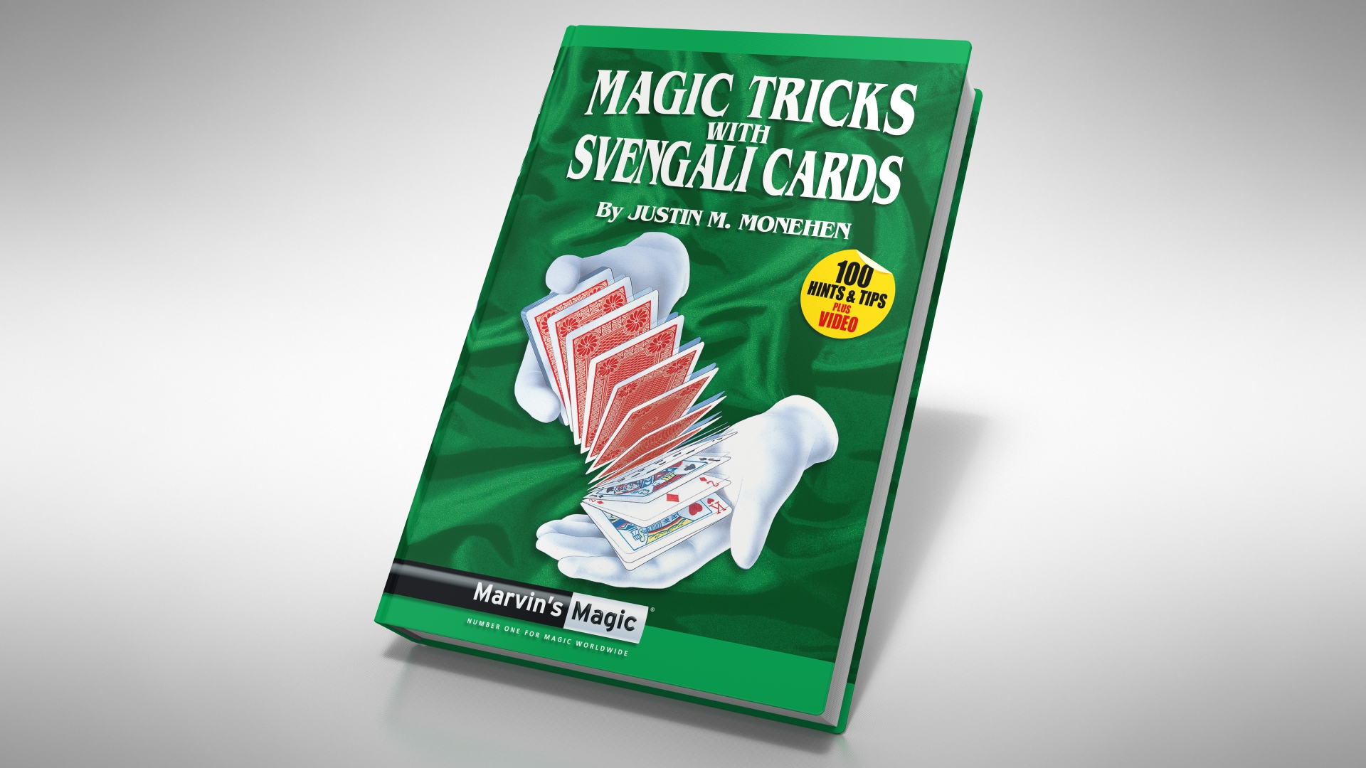 Tricks With Svengali Magic Cards
